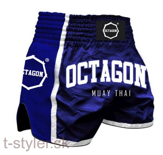 Octagon - Trenky Muay Thai - Blue