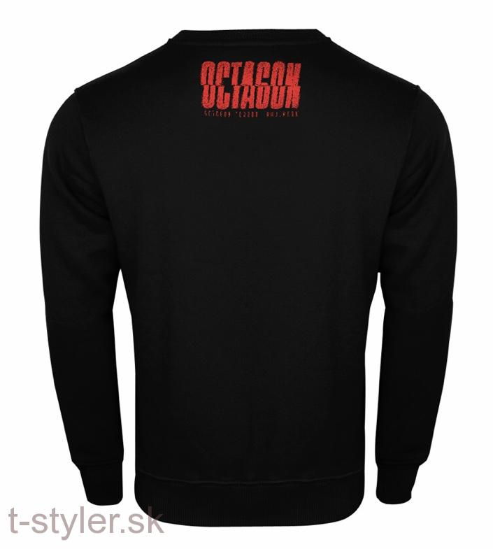 Octagon Mikina - (T)error - Black