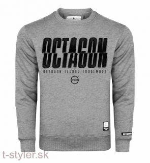 Octagon Mikina - (T)error - Grey